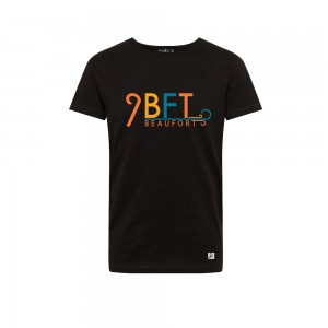 9BFT - T-shirt - black