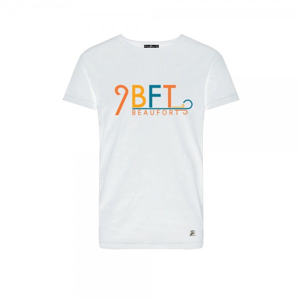 9BFT - T-shirt - white