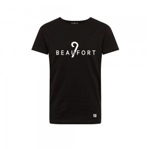 9 Beaufort - T-shirt - black