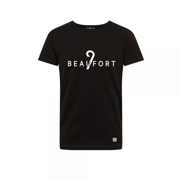 9 Beaufort - T-shirt - black
