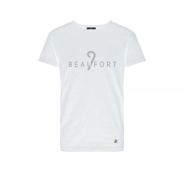 9 Beaufort - T-shirt - White