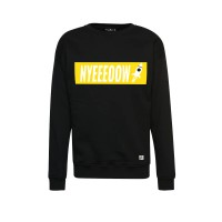 9 BFT - Nyeeeoowww - Sweater - Black