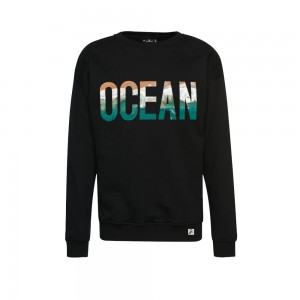 9 BFT Ocean - Sweater - Black