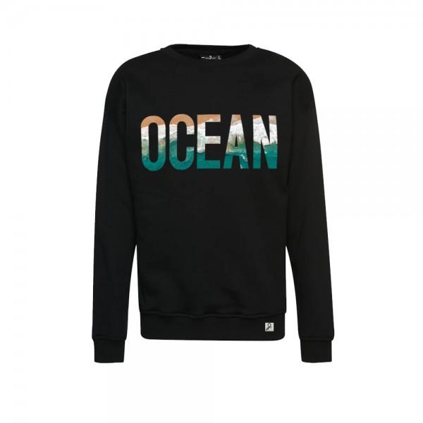 9 BFT Ocean - Sweater - zwart