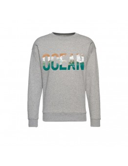 9 BFT Ocean - Sweater - Grey