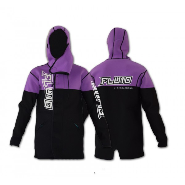 H.E.A.T Jacket 3mm -  Purple