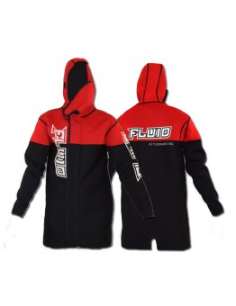 H.E.A.T Jacket 3mm -  RED
