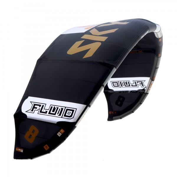 Fluid kiteboarding SKY v4 - 9M