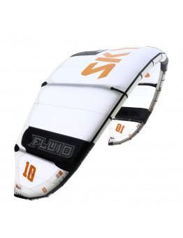 Fluid kiteboarding SKY v4 - 10M