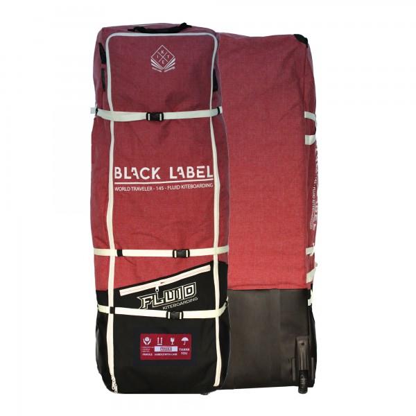 Travelbag 145 -  9 BFT - RED