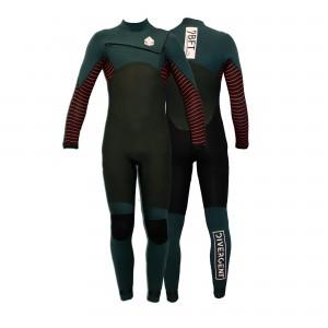 9BFT - Divergent wetsuit - 5/4mm - DEEP OCEAN